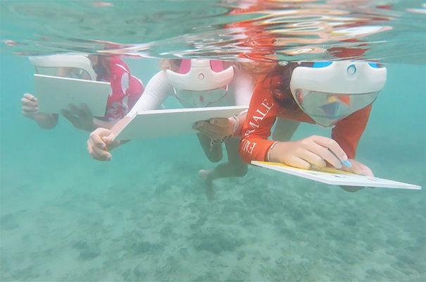 Dessin la Mer