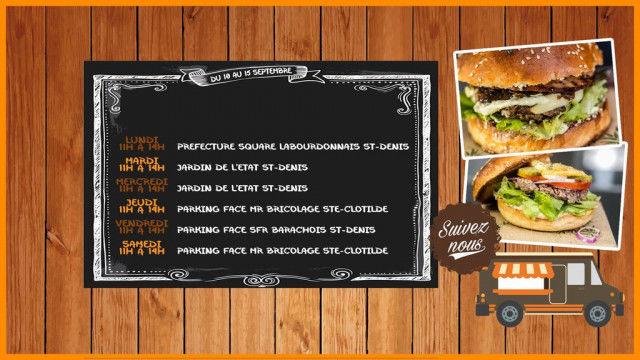 Burger Trotter (Le)
