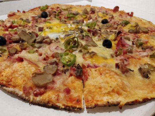 Îlot Pizza (L')