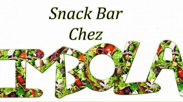 Snack bar chez Imbola