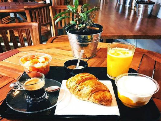 Bagels Café - Carré Duparc