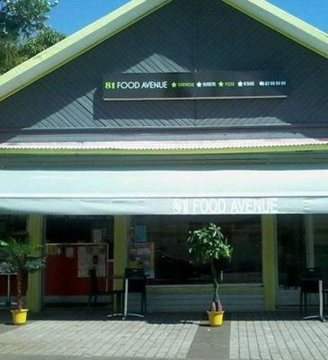 81 Food Avenue