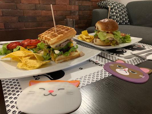 - 1 matouccino_cat_cafe_plat - Matouccino Cat Café