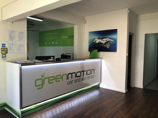 1 - accueil - Green Motion Réunion