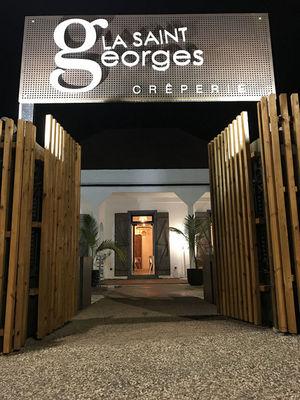 Crêperie La Saint Georges, Saint-Pierre
