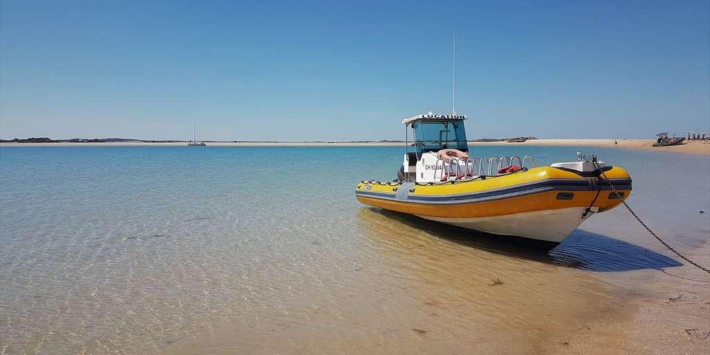 promenade bateau granville