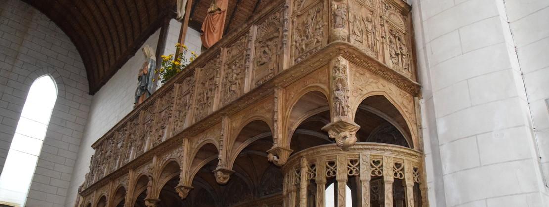 Jubé Villemaur. Crédit photo- Office de Tourisme Othe-Armance (2).JPG
