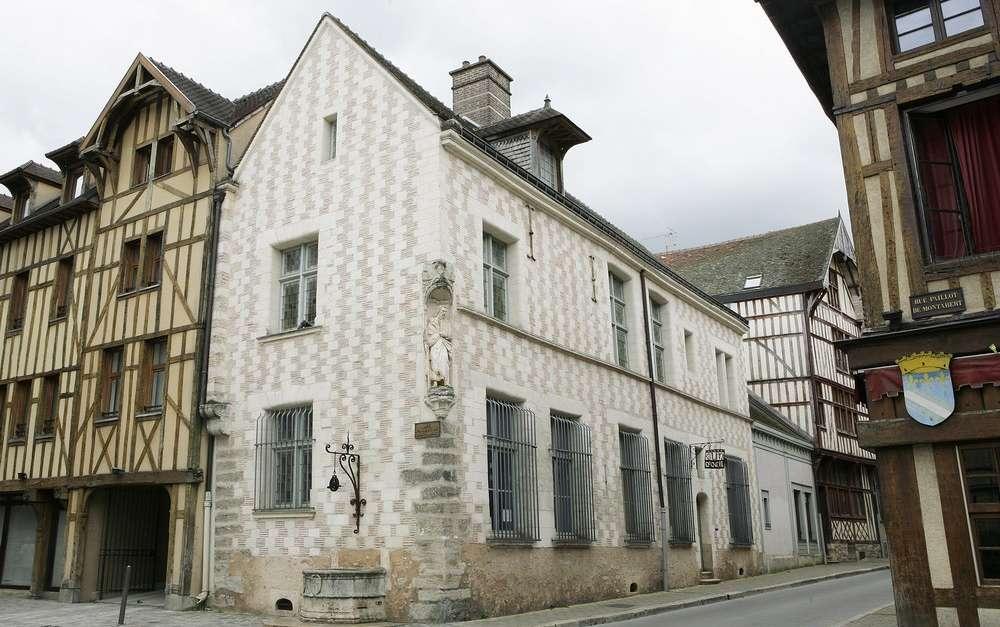 H tel du mo se troyes site officiel du tourisme en - Office du tourisme champagne ardennes ...