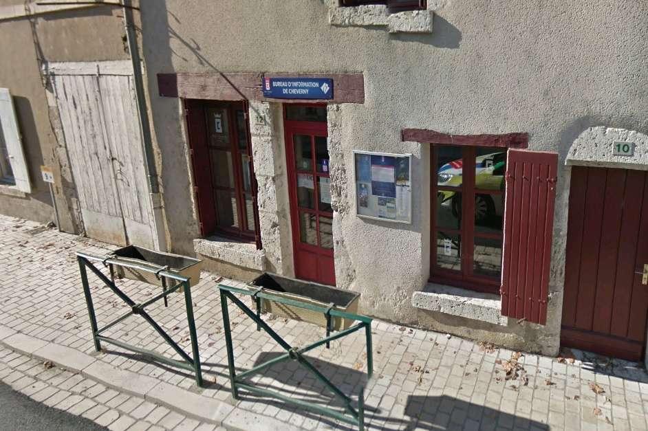 Bureau d 39 information touristique de cheverny organismes de tourisme institutionnels cheverny - Office tourisme chenonceau ...