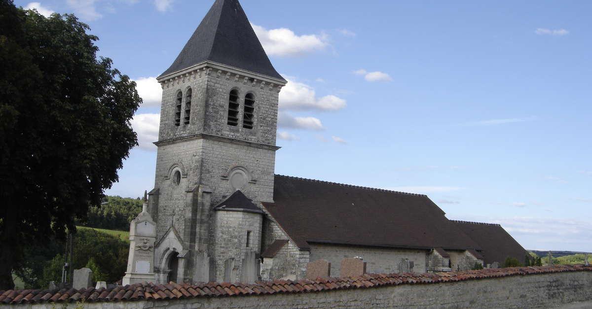 Eglise saint etienne de bertignolles bertignolles site - Office du tourisme champagne ardennes ...