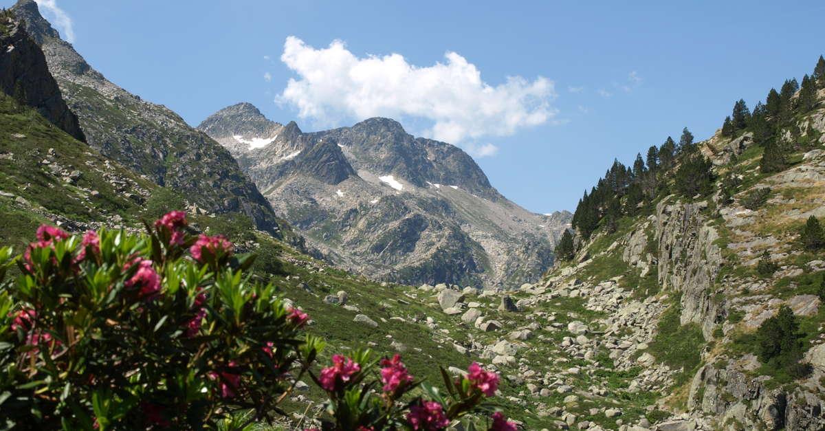 Trail d couverte des vall es d 39 ax ax les thermes office de tourisme des pyr n es ari geoises - Office tourisme ax les thermes ...