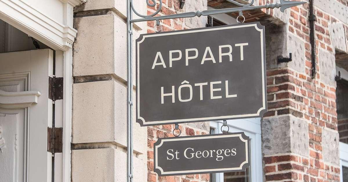 Appart h tel saint georges mons visitmons portail for Appart hotel la maison des chercheurs