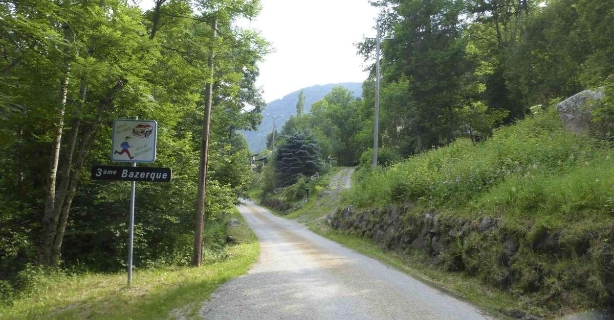 Itin raire d 39 ax aux bazerques promenades et randonn es ax les thermes office de tourisme - Office tourisme ax les thermes ...