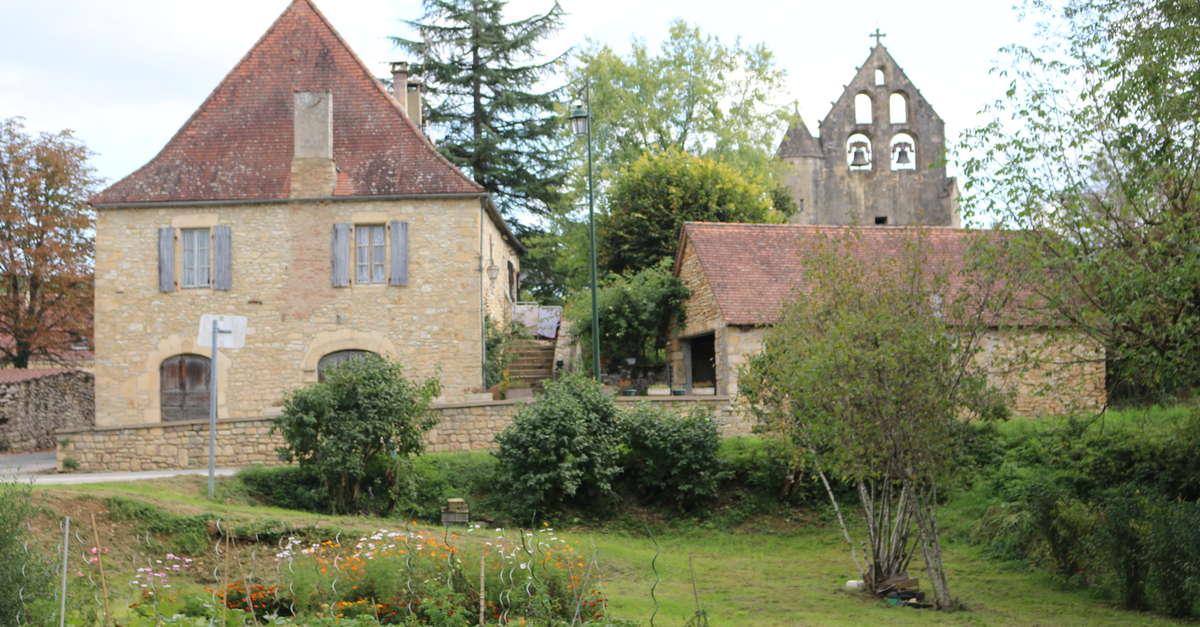 Chemin des moulins lamothe f nelon vall e de la - Office de tourisme collonges la rouge ...
