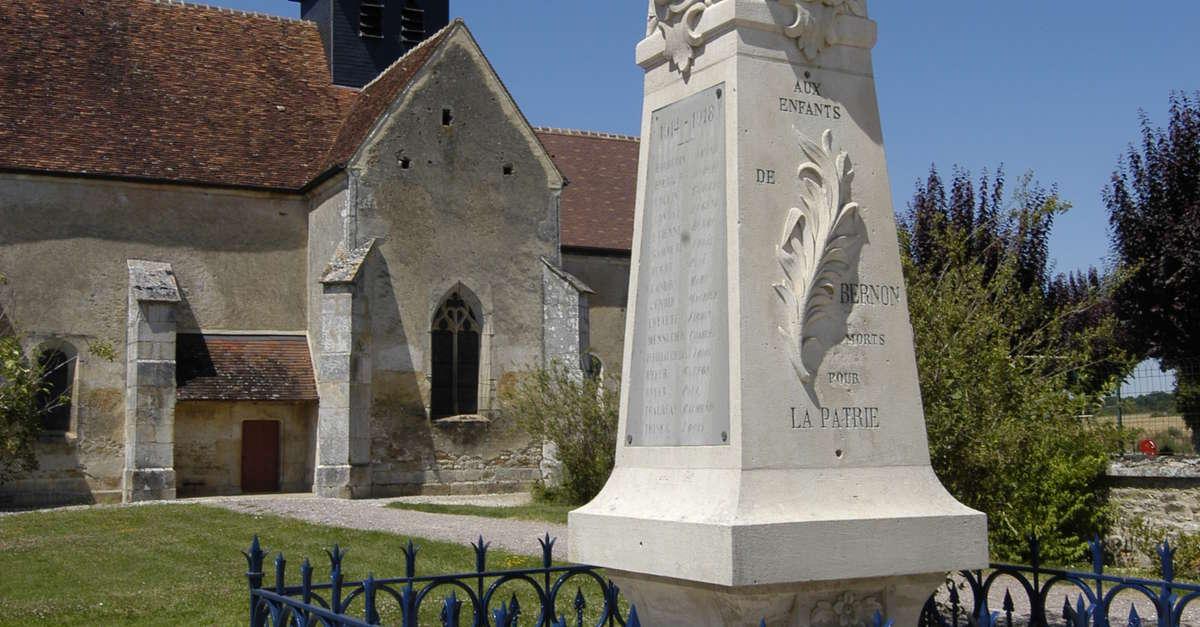 Eglise saint winebaud de bernon bernon site officiel - Office du tourisme champagne ardennes ...