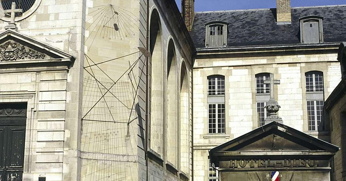 H tel dieu le comte troyes site officiel du tourisme - Office du tourisme champagne ardennes ...