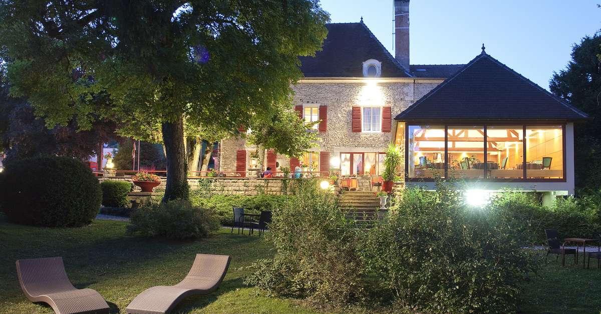 Hostellerie de la chaumiere arsonval site officiel du - Office du tourisme champagne ardennes ...