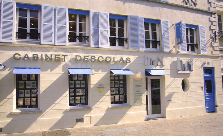 Cabinet descolas saint germain en laye saint germain for Office tourisme yvelines