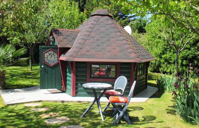 maison laponne le bois plage en r destination ile de r. Black Bedroom Furniture Sets. Home Design Ideas