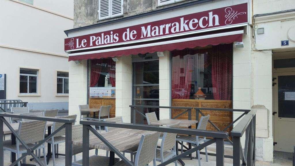 Le palais de marrakech restaurant ch teau thierry - Chambre chez l habitant marrakech ...