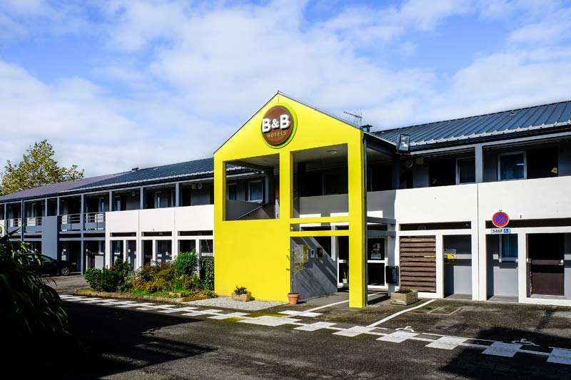 Hotel B And B Brest