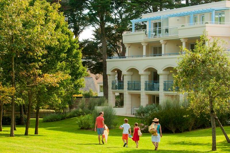 R sidence go lia royal park la baule escoublac vacanze for Tariffe pulizie domestiche