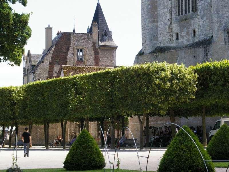 Jardins de l 39 ev ch chartres c 39 chartres tourisme - Office de tourisme de chartres ...