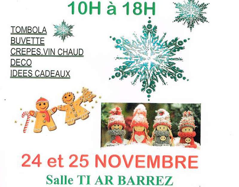 Marché de Noël - Weihnachten - Combrit | Destination Pays Bigouden