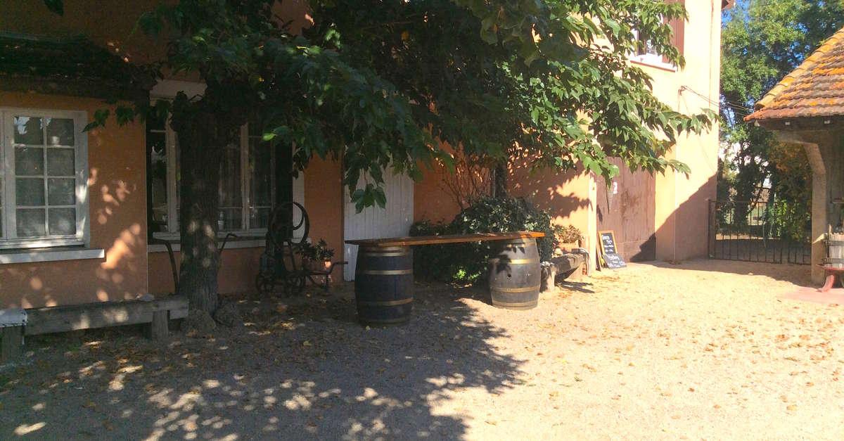 Domaine De La Barthe B 233 Ziers Office De Tourisme De