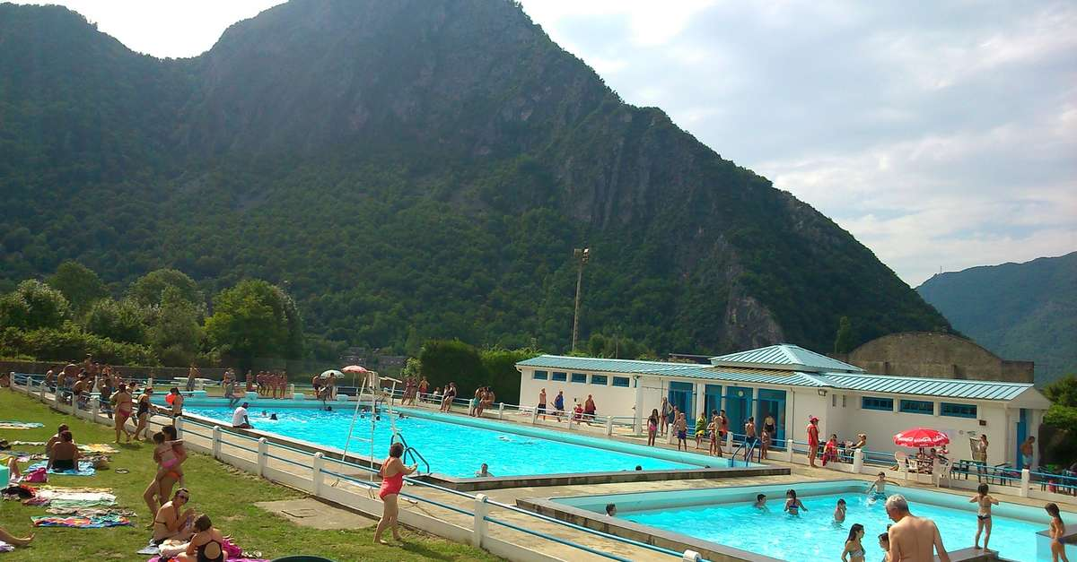 Piscine municipale lez tourisme haute garonne for Piscine haute garonne
