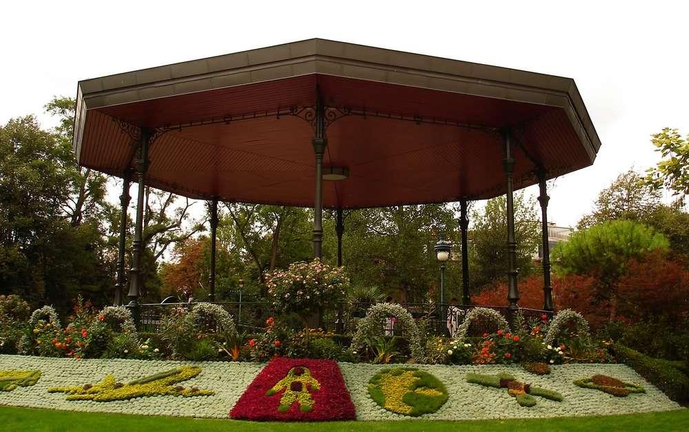 Jardin du grand rond toulouse tourisme haute garonne - Comment aller au jardin du luxembourg ...
