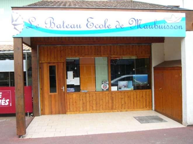 Bateau cole de maubuisson carcans m doc atlantique de cordouan lacanau - Maubuisson office de tourisme ...