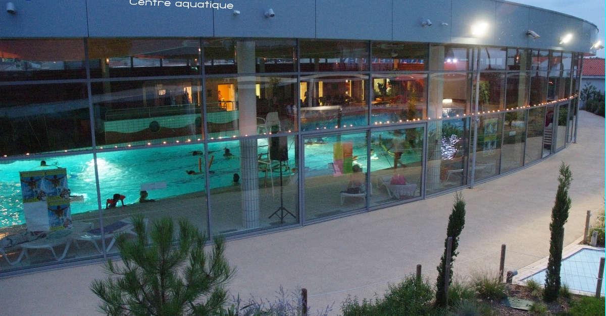 L 39 aunisceane centre aquatique la tranche sur mer - Office de tourisme de la tranche sur mer ...