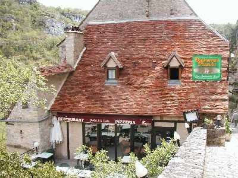 Restaurant les jardins de la louve rocamadour lot for Jardin micologico la trufa