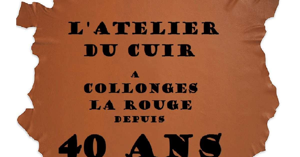 282307f9aeb0 L Atelier du Cuir - Artisan d art - Collonges-la-Rouge   Vallée de la  Dordogne Tourisme - Rocamadour, Padirac, Autoire, Loubressac, Carennac,  Collonges-la- ...