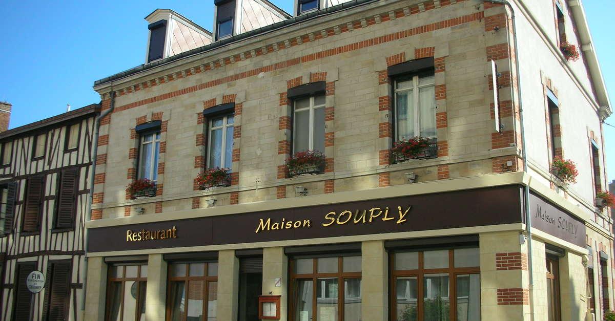Maison souply ch lons en champagne site officiel du - Office du tourisme champagne ardennes ...