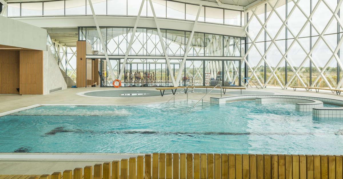 Multiplexe aquatique du pays de saint gilles saint - Office tourisme st gilles croix de vie ...