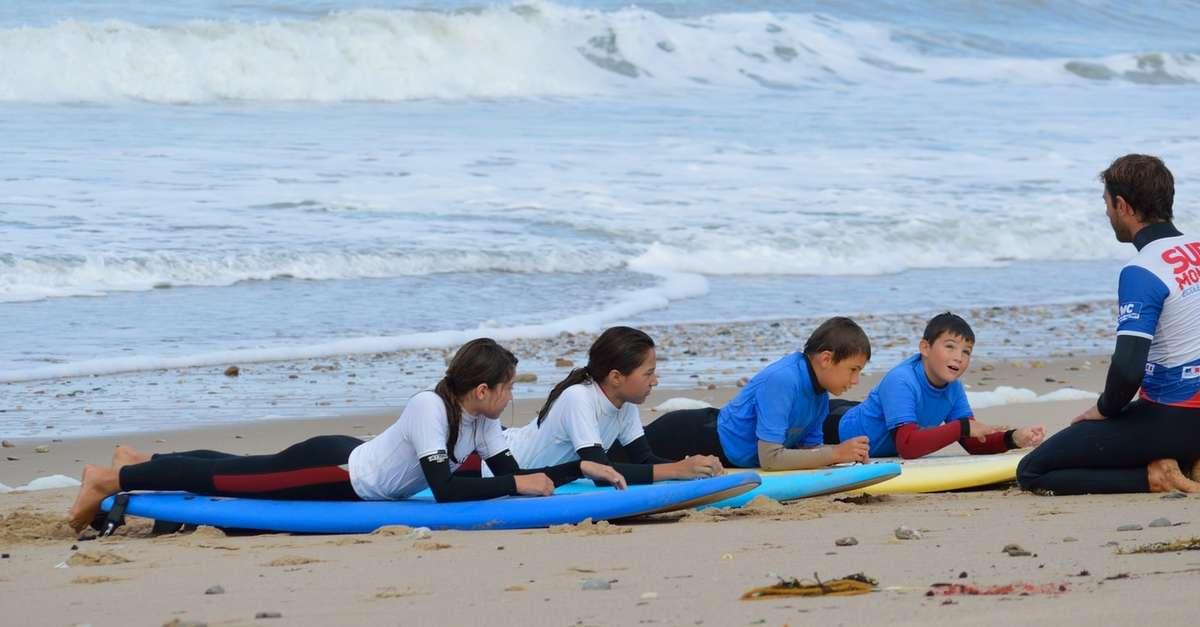 Breteam surf club stage de perfectionnement bretignolles sur mer office de tourisme du - Office du tourisme bretignolles sur mer ...