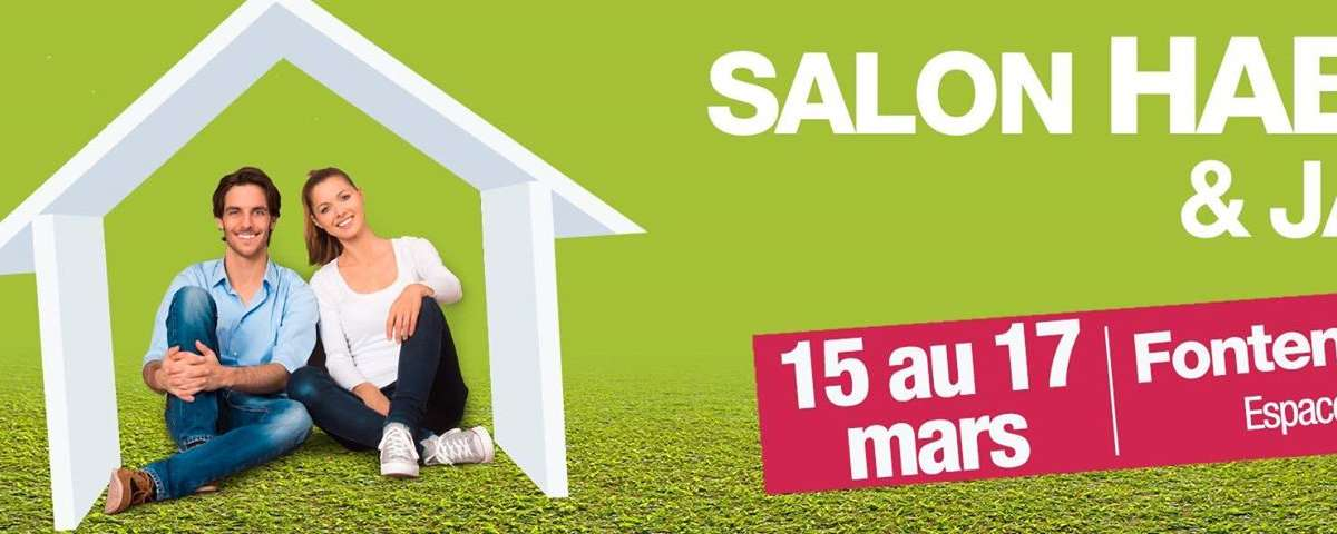 Salon Habitat Jardin Fair Or Trade Show Fontenay Le Comte