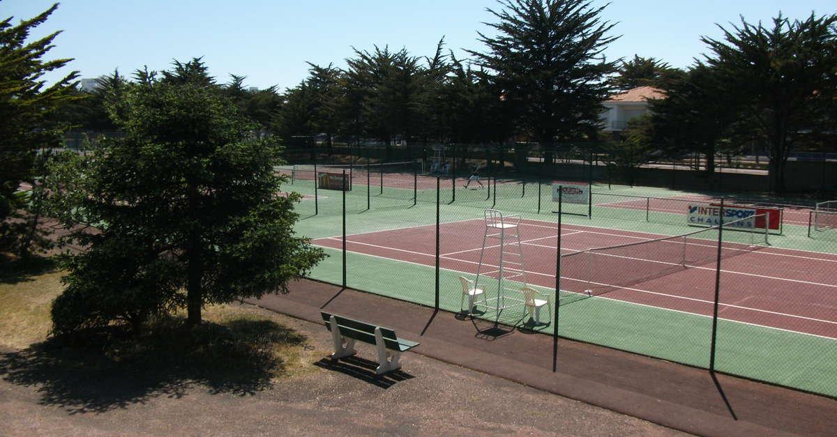 Tennis club st gilles tennis saint gilles croix de vie office de tourisme du pays de saint - Office de tourisme saint gilles croix de vie ...