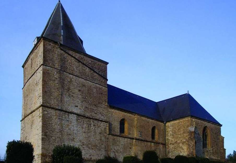 Eglise saint martin remilly les poth es site officiel - Office du tourisme champagne ardennes ...