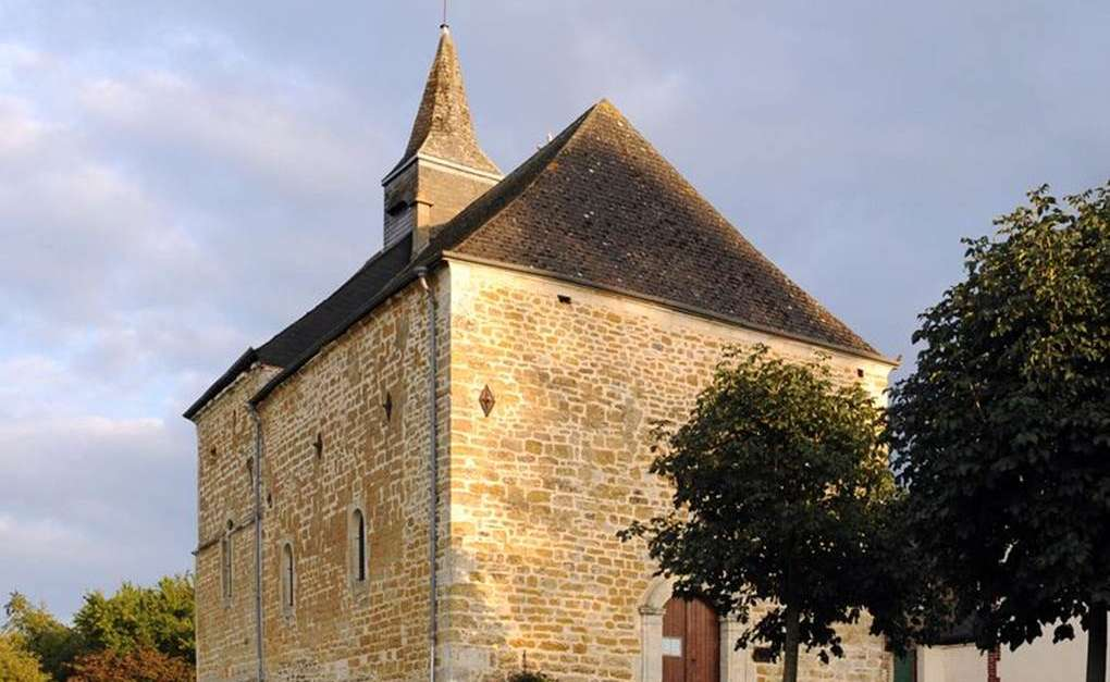 Eglise saint etienne fligny site officiel du tourisme - Office du tourisme champagne ardennes ...