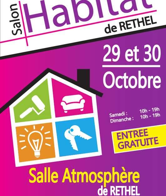 Salon de l 39 habitat rethel site officiel du tourisme en - Salon moto charleville ...