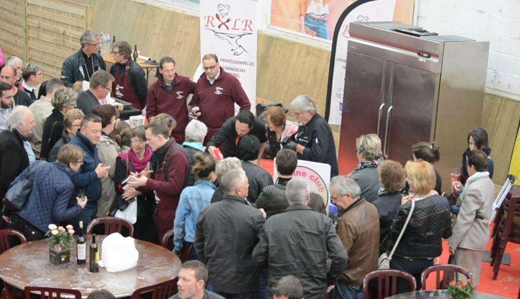 Salon des vins givonne site officiel du tourisme en for Salon moto charleville