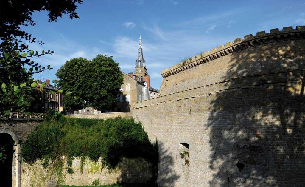 Fortifications de m zi res charleville m zi res site - Office de tourisme charleville mezieres ...