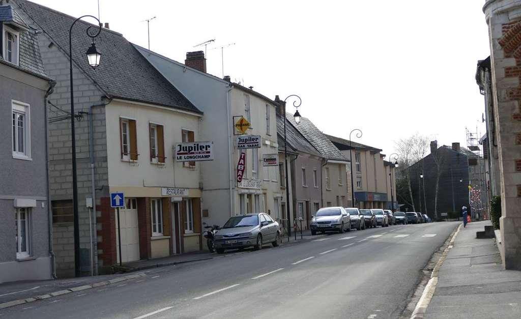 Le longchamps ch teau porcien site officiel du - Office du tourisme champagne ardennes ...