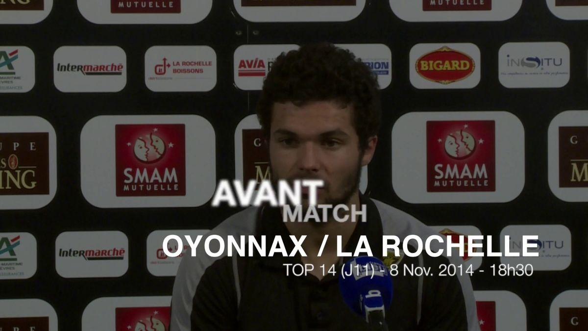 Flash Stade Rochelais - Avant Oyonnax / La Rochelle