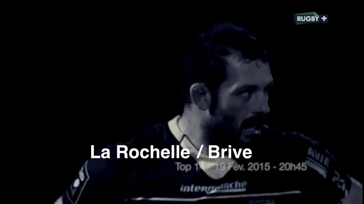 Flash Stade Rochelais : ASR / Brive
