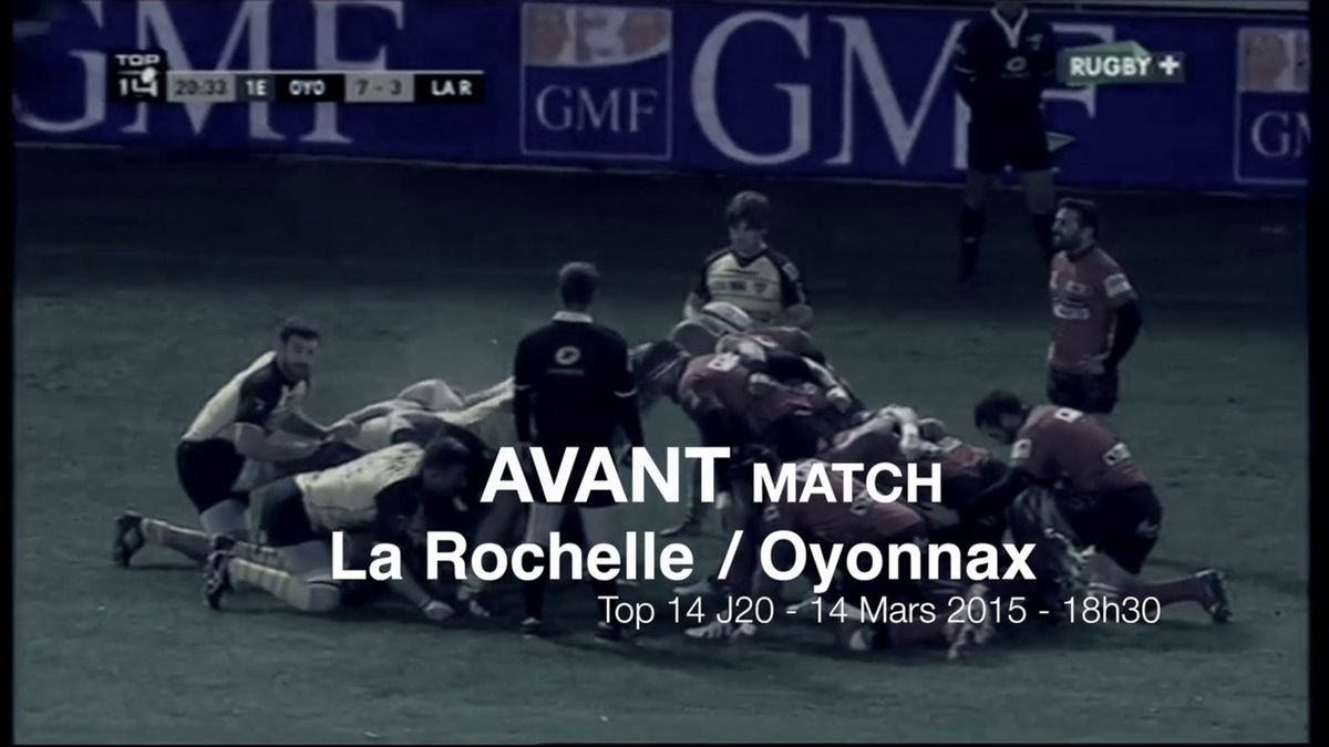 Flash Stade Rochelais : Avant ASR/USO