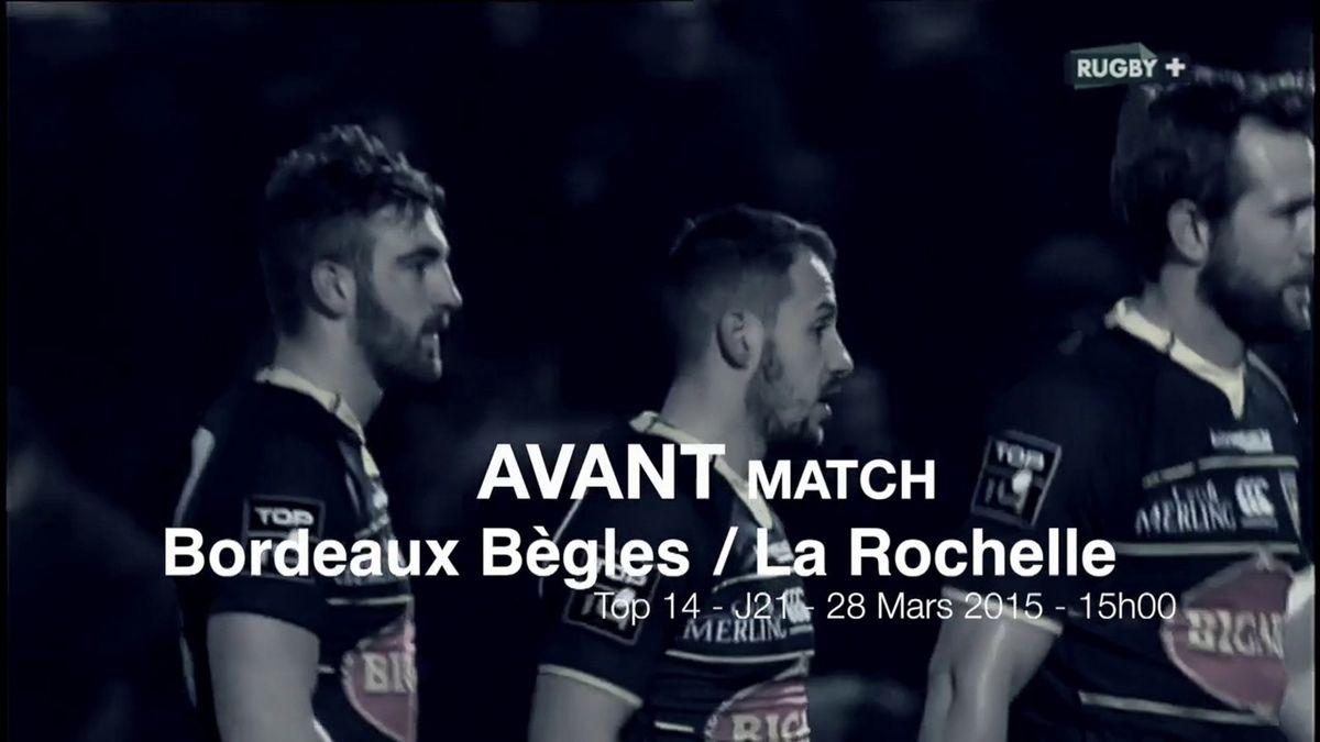 Flash Stade Rochelais : Avant UBB/ASR